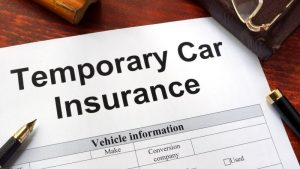 Cheap Temporary Auto Insurance